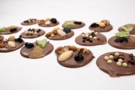 Занаятчийски шоколад